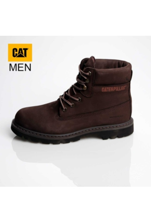 Caterpillar 015M0837 Caterpillar Watershed Wp Chocolate Nubuk