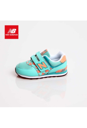 New Balance Kg574tci New Balance Kids İnfant Coral Teal