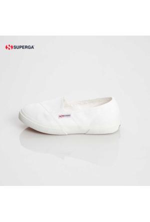 Superga 2210-Cotj X01553 S009if0 901 Synthetic White Ayakkabı