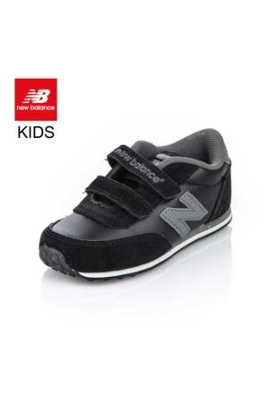 New Balance Ke410bci New Balance Kids İnfant Lifestyle Black 001