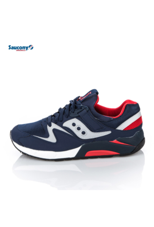 Saucony S70077-23 Grid 9000 - Blue-Grey