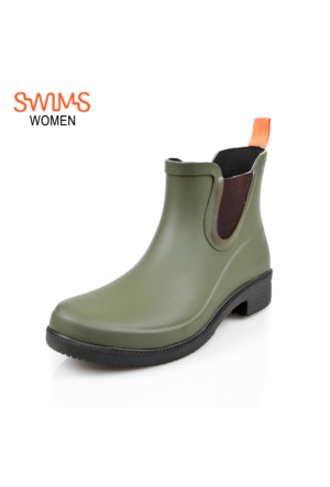Swims 22108-062 Dora Boot Hunter Green Bot