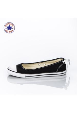 Converse 537090C Ct Chuck Taylor All Star Ballerina-Black