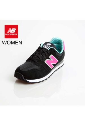 New Balance Wl373wpg New Balance Womens Lifestyle Black