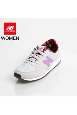 New Balance Wl420apc Womens Lifestyle Grey Purple Ayakkabı