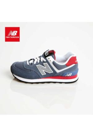 New Balance Ml574cpj New Balance Blue Red