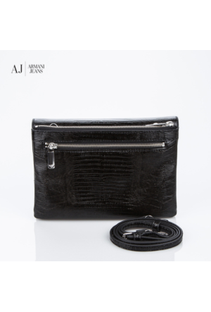 Armani Jeans Çanta B5267w512 Armani Hand Bag Nero - Black