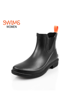 Swims 22108-001 Dora Boot Black Bot