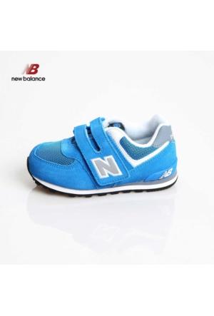 New Balance Kg574p2i New Balance Kids İnfant Blue Grey