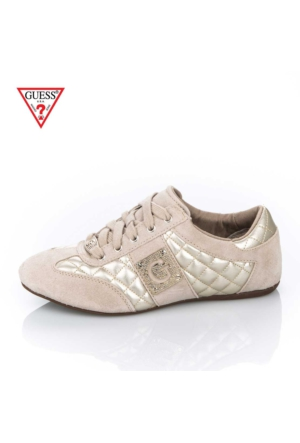 Guess Fl2ttr Sue12 Castor-Active Lady-Suede Sand