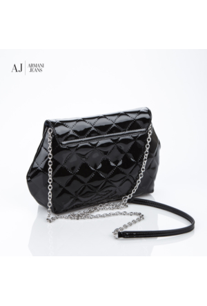 Armani Jeans Çanta B5233v412 Armani Hand Bag Nero - Black