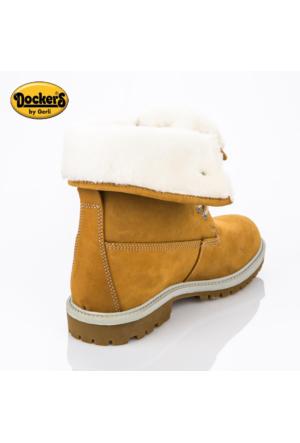 Dockers 190723 A3315546 / Sarı Nubuk Bot