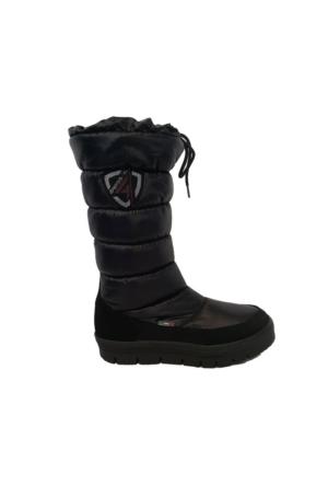 Bressan 3350 Siyah Kadın Kar Botu 37