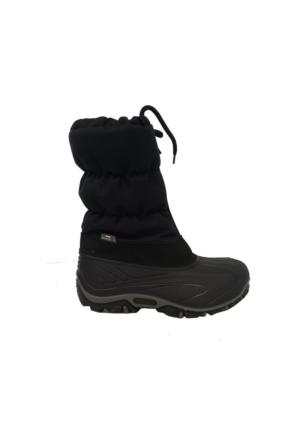 Bressan 8590 Siyah Çocuk Kar Botu 27-28