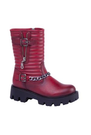 Slazenger Utende Bot Kadın Ayakkabı Bordo
