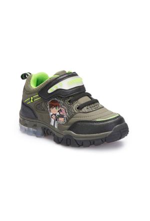 Ben Ten A3360708 Haki Erkek Çocuk Outdoor Ayakkabı