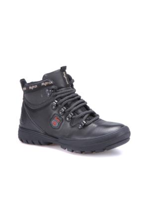 Mytrax 9005 Siyah Erkek Çocuk Outdoor Ayakkabı