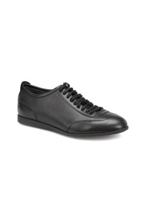 Oxide 300-14 M 1300 Siyah Erkek Deri Klasik Ayakkabı