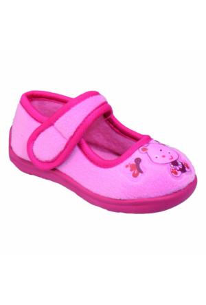 Pink Step A3310324 Pembe Kız Çocuk Panduf