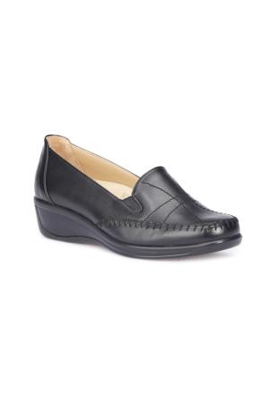 Polaris 5 Nokta 71.109600.Z Siyah Kadın Ayakkabı