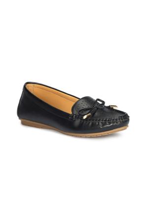 Polaris 71.156528.Z Siyah Kadın Ayakkabı