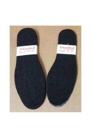 istanbul Kışlık Ayakkabı Tabanlık Keçe 43-44 Numara