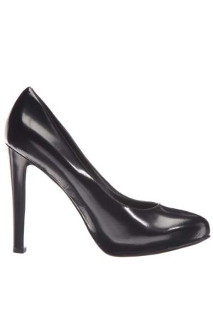 Nine West Nwbrielyn Siyah Gerçek Deri Platform Ayakkabı