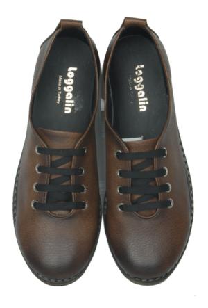 Loggalin 620178 031 162 Kadın Taba Günlük Ayakkabı