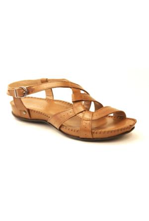 Forellı 9631 Terlik-Sandalet