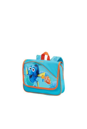 American Tourister Dory-Nemo Fantastic Okul Çantası S Mavi 6171