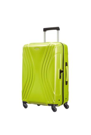Samsonıte Vivotec 70 Cm Orta Boy Spinner Valiz Yeşil 3684