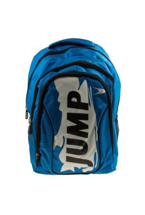 Jump 1034 Okul Si Mavi Unisex Çanta