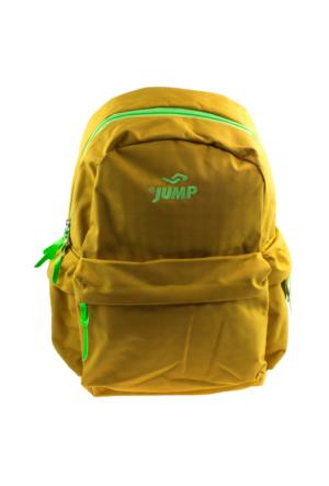 Jump 1050 Okul Si Sarı Unisex Çanta