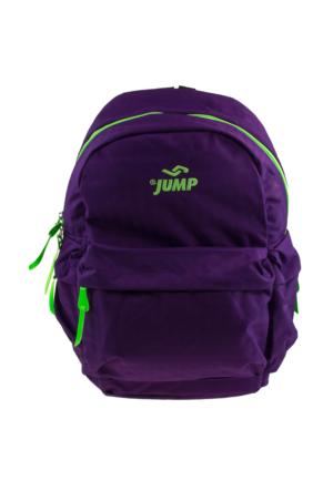 Jump 1050 Okul Si Mor Unisex Çanta