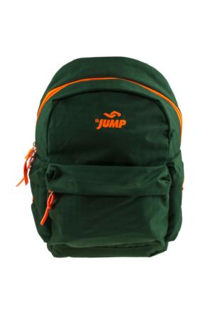 Jump 1050 Okul Si Yeşil Unisex Çanta