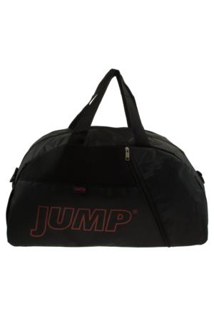 Jump 1101 Orta si Siyah Unisex Çanta