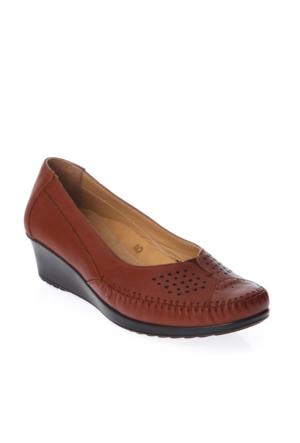 Esem 144 Günlük Giyim Kadın Ayakkabı Taba