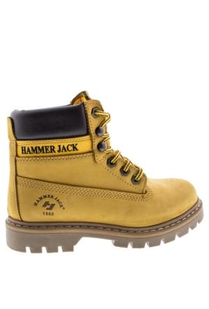 Hammer Jack Kadın Sarı Bot (10216600-GCSN)