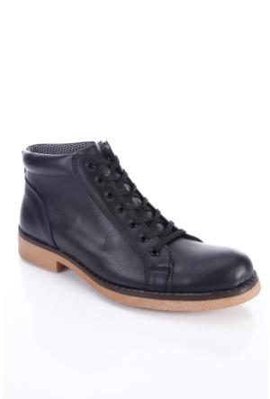 Shoes&Moda 509-2517-1500 Siyah 2 Erkek Bot