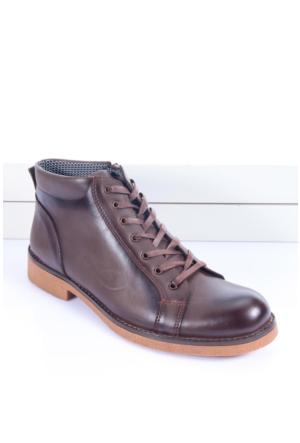 Shoes&Moda 509-2517-1500 Kahve Erkek Bot