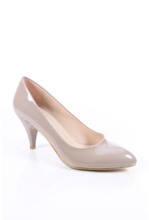 Shoes&Moda 509-1017-1011 Vizon Rugan Stiletto