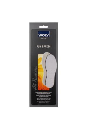 Woly Fun Fresh Ayakkabı Keçesi W1801-00