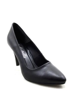 Carla Bella Orta Ökçeli Kadın Abiye Ayakkabı