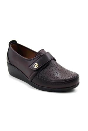 Wanetti 1642-3 Cırtlı Kadın Günlük Ayakkabı