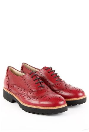 Gön Deri Kadın Ayakkabı 25110