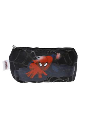 Soobe Ultimate Spider-Man Erkek Çocuk Kalem Kutusu Siyah