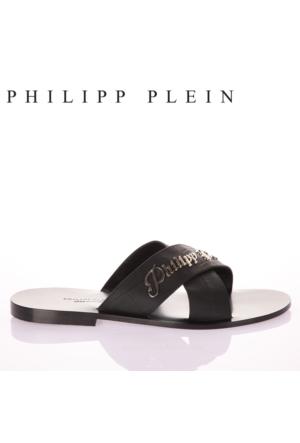 Philipp Plein Erkek Terlik Msa0010Ple027N