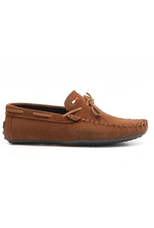 Corcuk 200 Rok Deri Süet Erkek Günlük Ayakkabı
