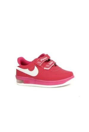 Phonex 79 Işıklı Cırtlı Kız Çocuk Günlük Spor Ayakkabı