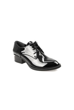 Ziya Kadın Ayakkabı 6383 122 02 Siyah